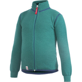 Woolpower 400 Veste polaire zippée Enfant, turtle green